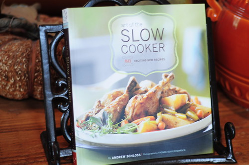 If you buy only one Slow Cooker cookbook, make it this one. Andrew Schloss has cracked the secret code of the Slow Cooker.