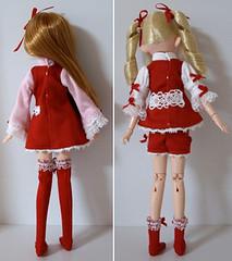 赤のお洋服・2セット_03