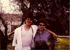 May 1986 (funny strange or funny ha ha) Tags: grandma white oklahoma jones martha farm pastel johnson may don 1986 ok hooker 73945