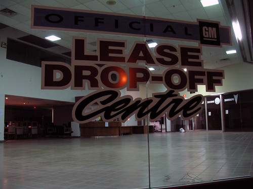 Lease Drop-Off Centre