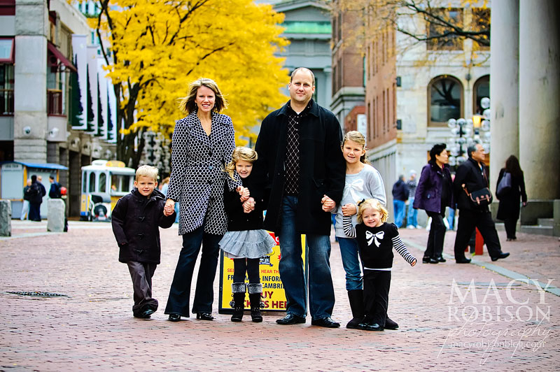 Boston Family Portrait 12