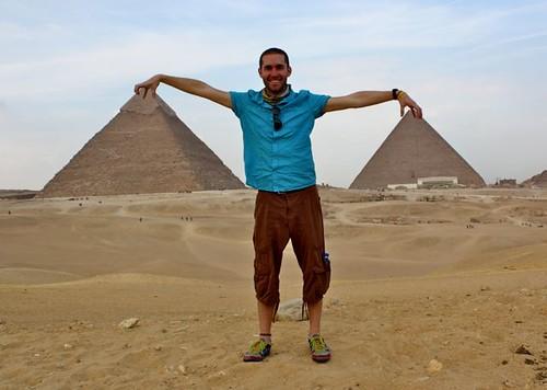 Cairo - Giza Pyramids - 11