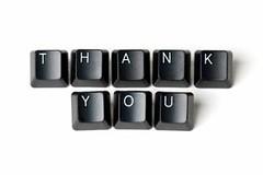Thank You Keys