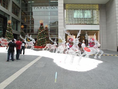 IMG_5050 White Reindeers of Pavillion, Kuala Lumpur
