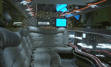 Luxury SUV Limo