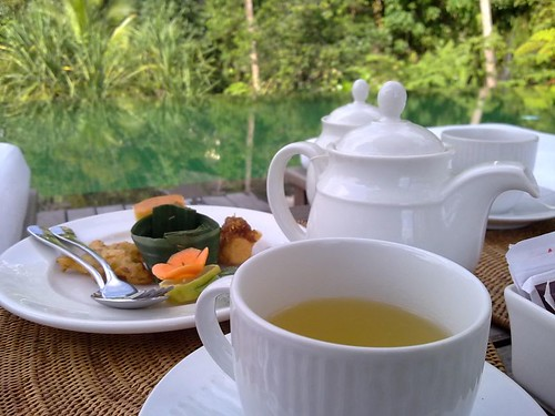 Afternoon Tea in Ubud