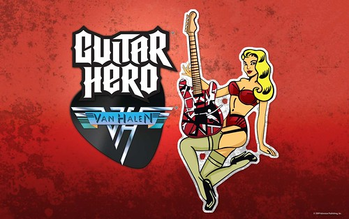 guitar hero wallpaper. Guitar Hero: Van Halen