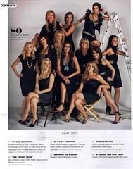 Terri Maruca featured in the December 2009 issue of VEGAS Magazine