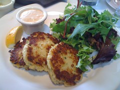 Sam's Anchor Cafe - Crab Cakes