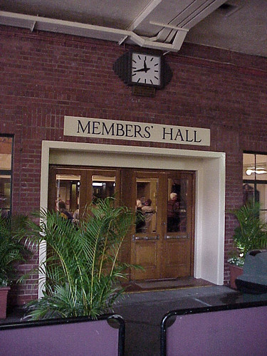 Member's Pavilion, MCG
