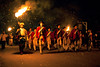 A Christmas March. (Chris Arace) Tags: life winter people snow history tourism fire drums person virginia fife colonial lifestyle human va williamsburg editorial redcoats arace aracephotographic cressets wwwthereasonus