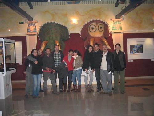 Alumnos del Instituto  López de Vega, Nador