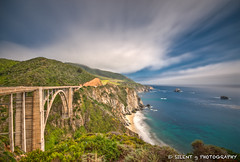 Cliche Big Sur Shot (Silent G Photography) Tags: california ca longexposure bridge fog photography bigsur pch highway1 pacificocean adobe hdr highdynamicrange marinelayer lightroom bixbybridge pacificcoasthighway photomatix sigma1020 colorefexpro nd110 niksoftware 10stopndfilter bwnd110 nikond7000 markgvazdinskas silentgphotography