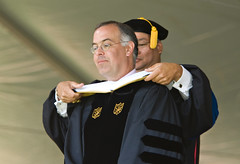 David Brooks, honorary degree