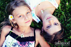 jacey and jolee (jaki good miller) Tags: girls portrait interestingness cousins explore exploreinterestingness jakigood beauties top500 explored preteengirls portraitofyounggirls girlslyingingrass