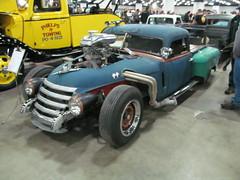 IMG_1568 (Boss Mustang) Tags: hot cars hall rat muscle michigan detroit center radical rod conservative custom rods autorama cobo 2014