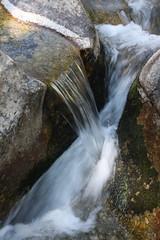 Coin de rivière dans le Chassezac (Lozère, Cévennes)