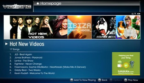 VidZone - Hot New Videos, 02-09 July