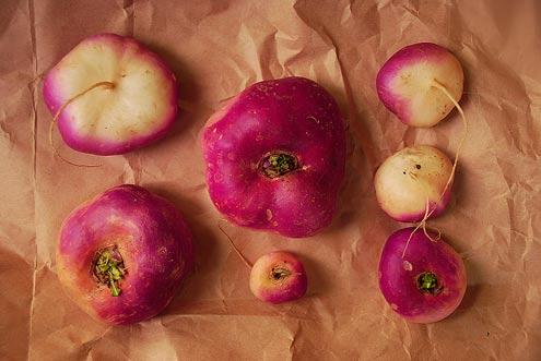Gwyder's Turnips