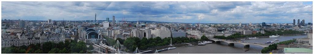 London panoráma