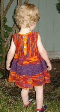EMBER by Selah  6-9m/12m Dress knit by Nina