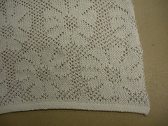 Thread Lace on a Bulky