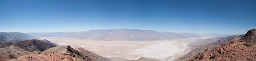 Panorama Death Valley