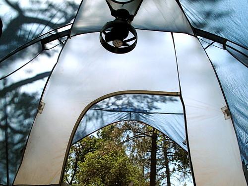 yuppie camping
