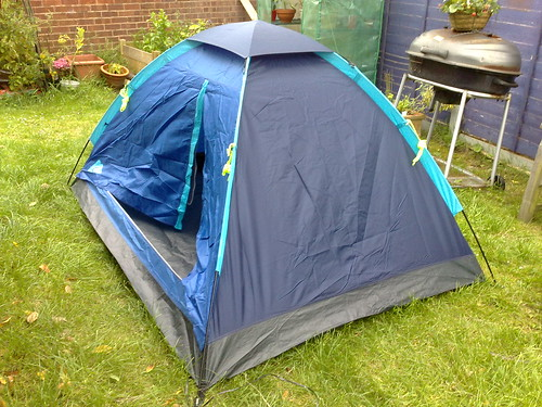 quality design e8173 123fd Tents Asda & Image Of Halfords 6 Man Family Tunnel Tent Sc 1 ...