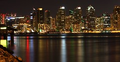 The colors of my city (San Diego Shooter) Tags: california wallpaper panorama sandiego desktopwallpaper sandiegoskyline downtownsandiego sandiegoatnight sandiegopanorama sandiegoskylinepanorama sandiegodesktopwallpaper