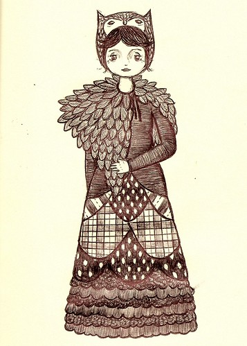 the owl's daughter
