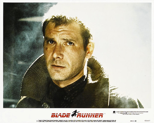 Blade Runner Lobby Card 06