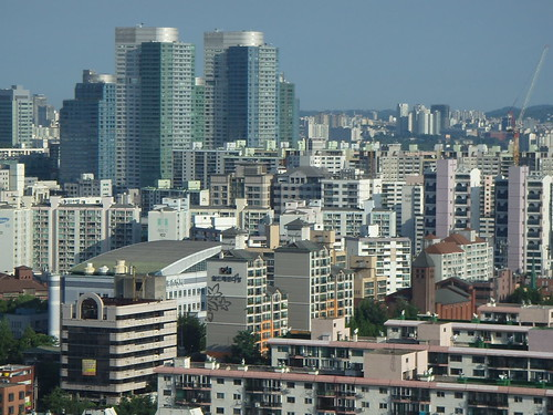 Buildings in Korea, question  - SkyscraperCity