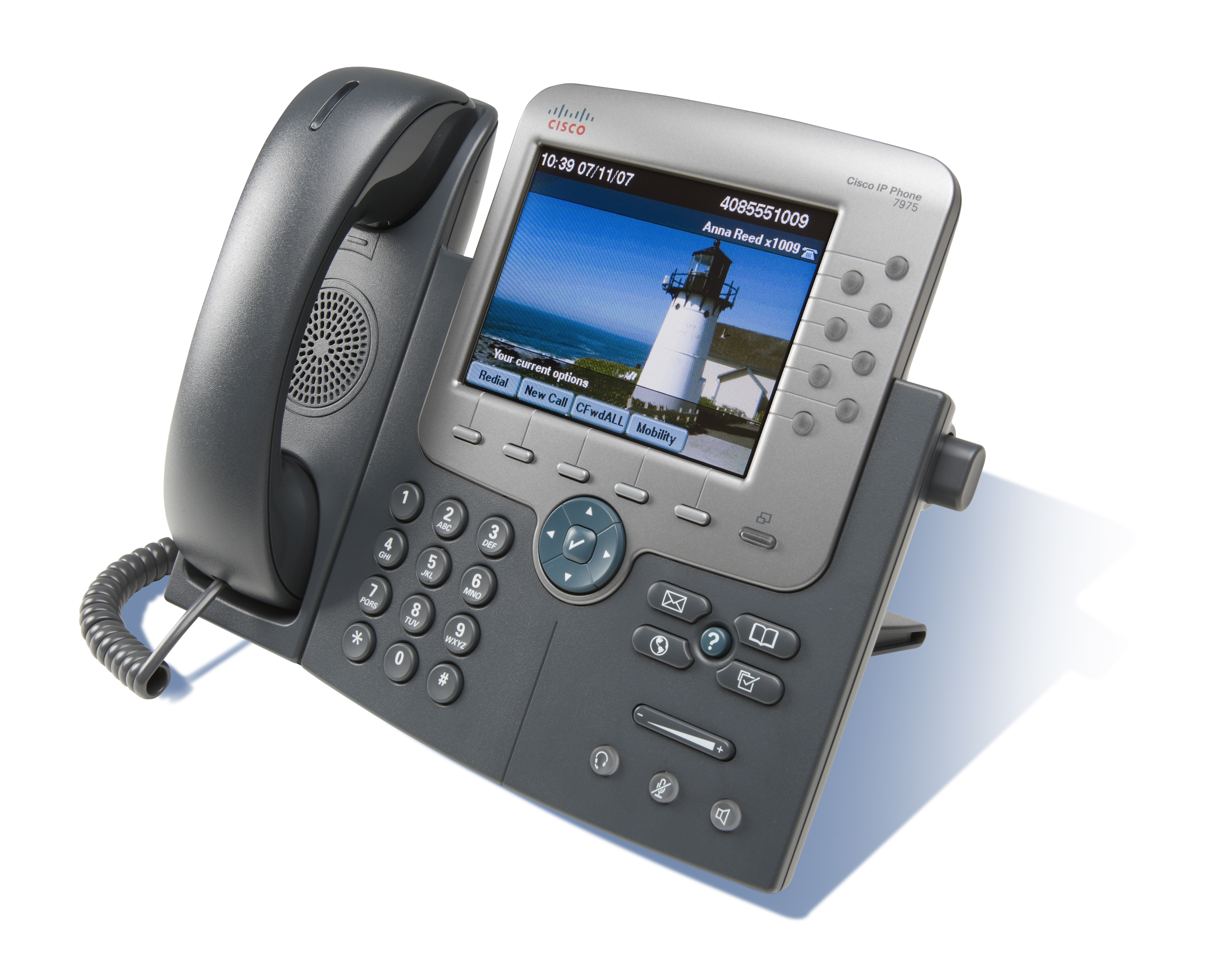 Unified IP Phones 7975
