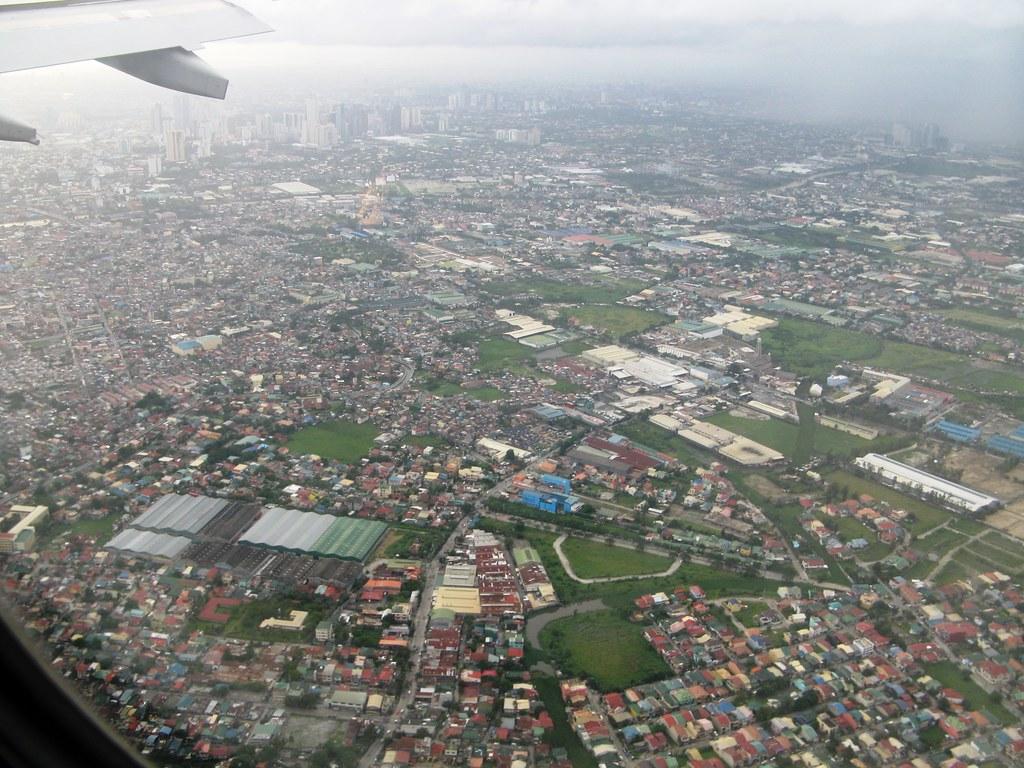 Aerial 12599 Manila
