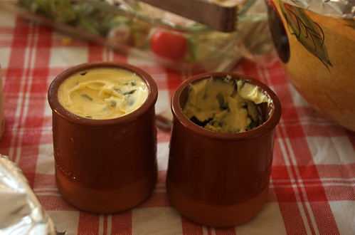 Anne's lemon-herb butter