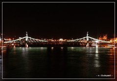 v2 (dboty) Tags: bridge night liberty hungary nacht budapest este duna brcke ungarn danube szabadsg hd donau magyarorszg freheit ahdaminemktssze