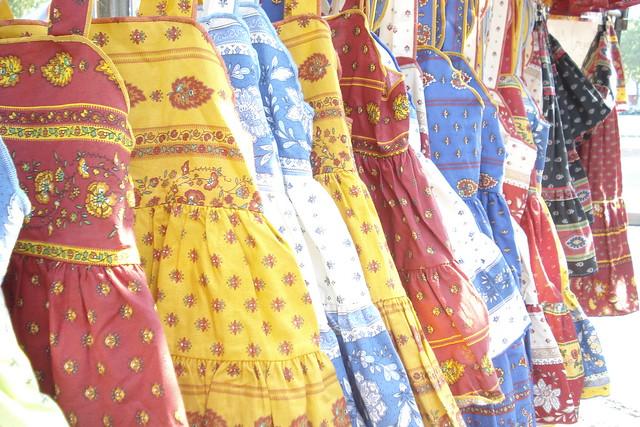 fabric arles provencal