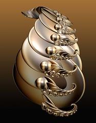 Chalice of Nectar (freetoglow (Gloria)) Tags: sensational fractal visualart artcafe incendia wowiekazowie eyecandyart photoartwork sharingart