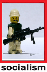 Socialism Soldier L2