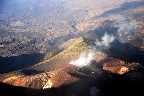 已經睡著的睡火山