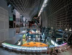 Kyoto Station (whc7294) Tags: kyoto  hdr kyotostation  photomatix 10faves jrkyotostation harahiroshi hotelgranviakyoto  platinumheartaward nikond300  1424mmf28  jr