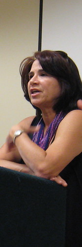 CFA president, Lillian Taiz