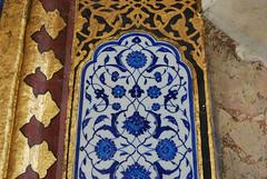 Topkapi Palace Tiles, Istanbul