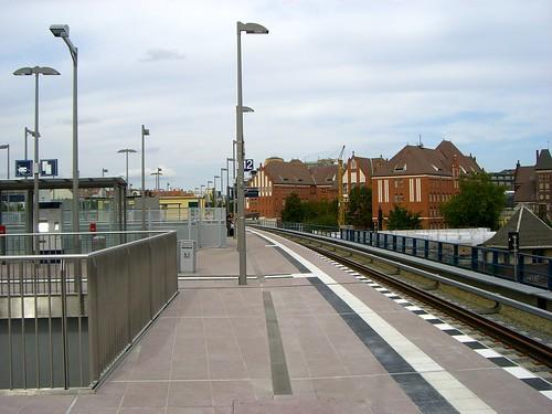 Berlin Ostkreuz - Neuer Ringbahnsteig