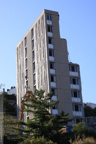 la résidence Les Créneaux