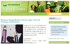 Blog da Petrobrás