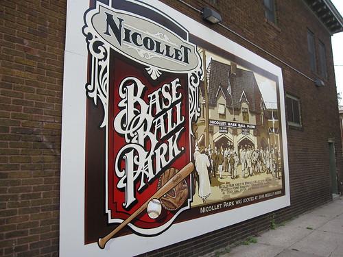 Nicollet Baseball Park