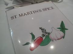St Martin's spice