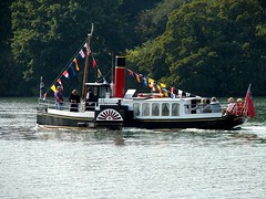 Monarch The Worlds smallest paddle steamer ........... (BOB@ wootton) Tags: river paddle steam newport monarch worlds medina steamer isle wight smallest iow